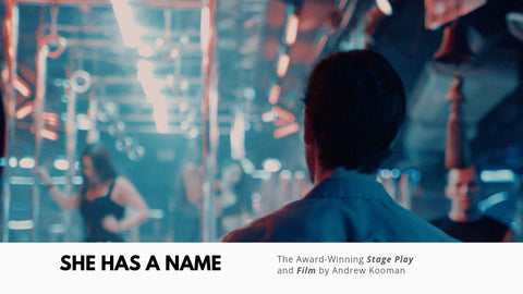 She Has A Name by Andrew Kooman - Press Kit