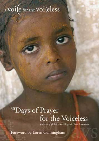 30 Days of Prayer for the Voiceless