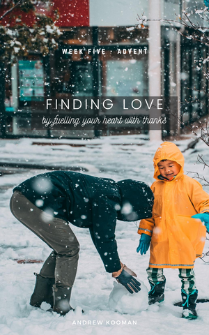 Finding Love (by fuelling your heart with thanks)