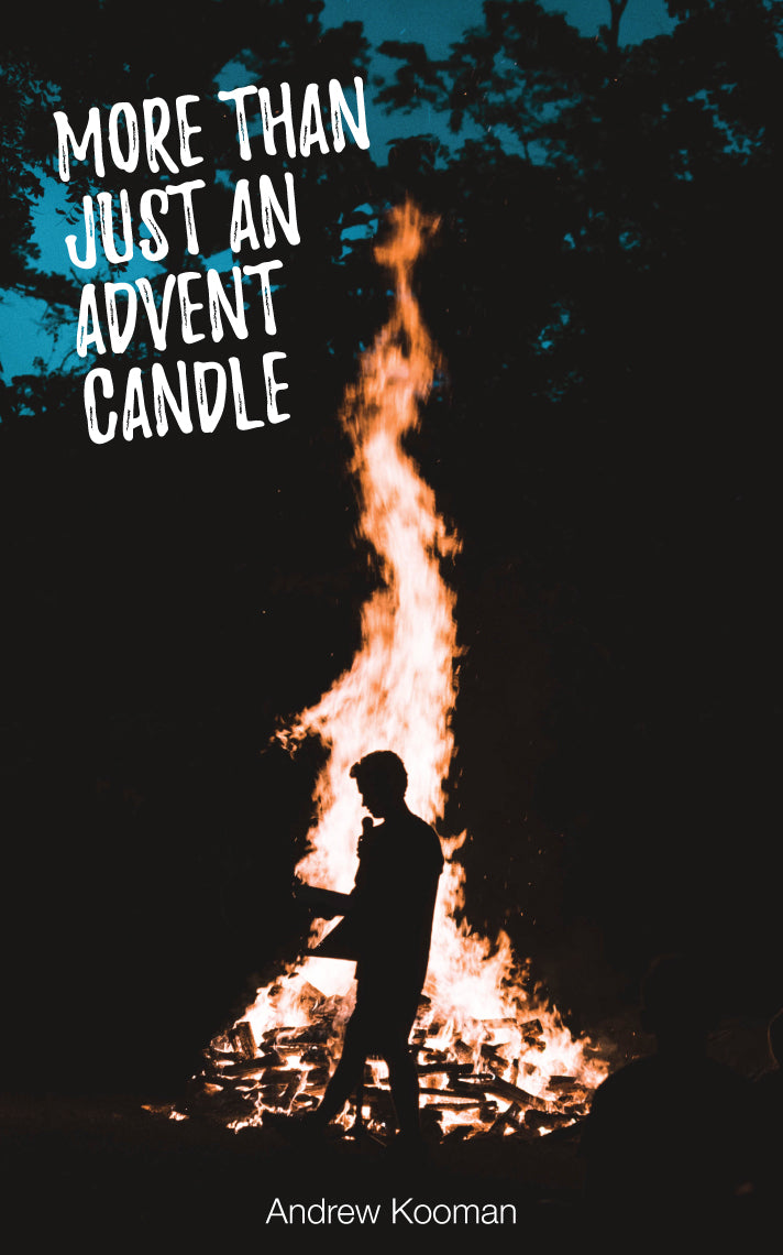 More Than Just an Advent Candle