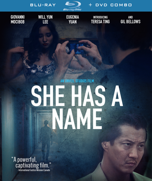 She Has A Name - Film, Human Trafficking, Andrew Kooman
