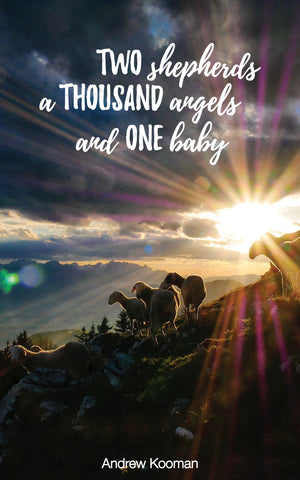 Two Shepherds, A Thousand Angels and One Baby