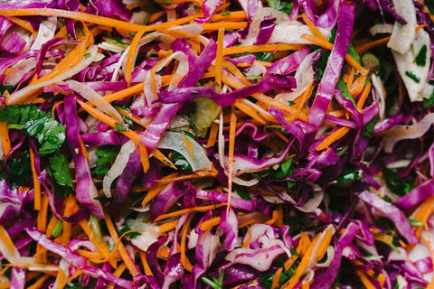 Southern Sour Apple Coleslaw