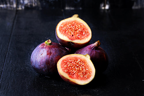 Fig and Vanilla Infused Dark Balsamic Vinegar