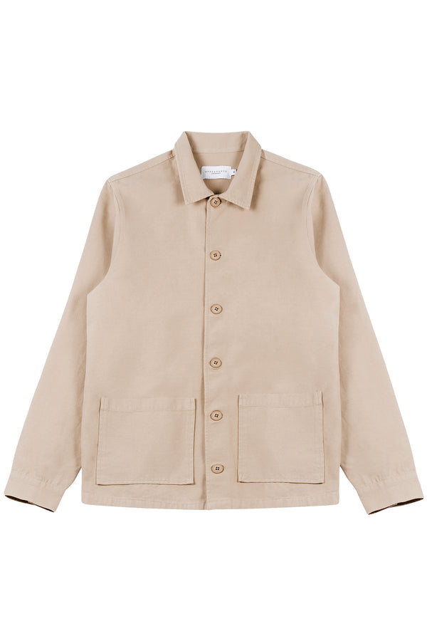 S'Arraco Shirt, Sand, Canvas Shirt, Jacket, Appearance - AppearanceS'Arraco Shirt, Sand, Canvas Shirt, Skjorte, Jakke, Appearance - Appearance