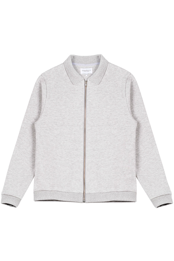 Andratx Sweatshirt, Light Grey, Sweatshirt, Appearance - Appearance