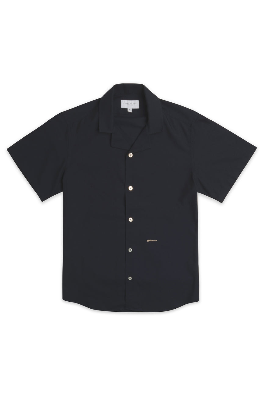 The Cappuccino Shirt, Dark Navy Blue, Cappuccino Shirt, Appearance - Appearance