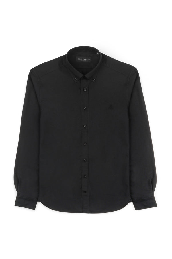 Primary Oxford Shirt, Black, Oxford Shirt, Appearance - Appearance
