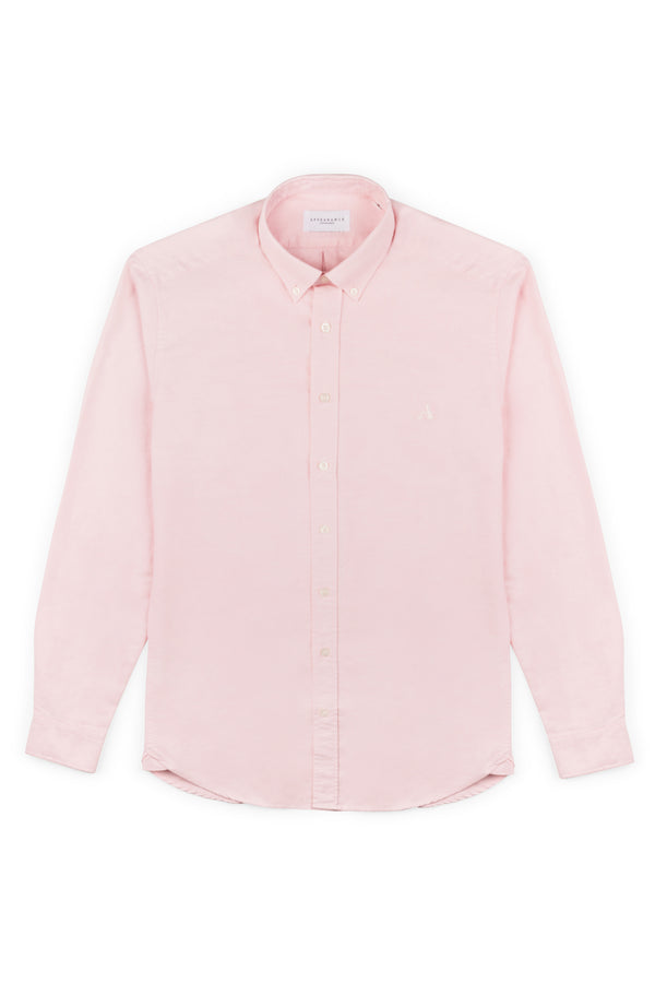 Primary Oxford Shirt, Pink, Oxford Shirt, Appearance - Appearance