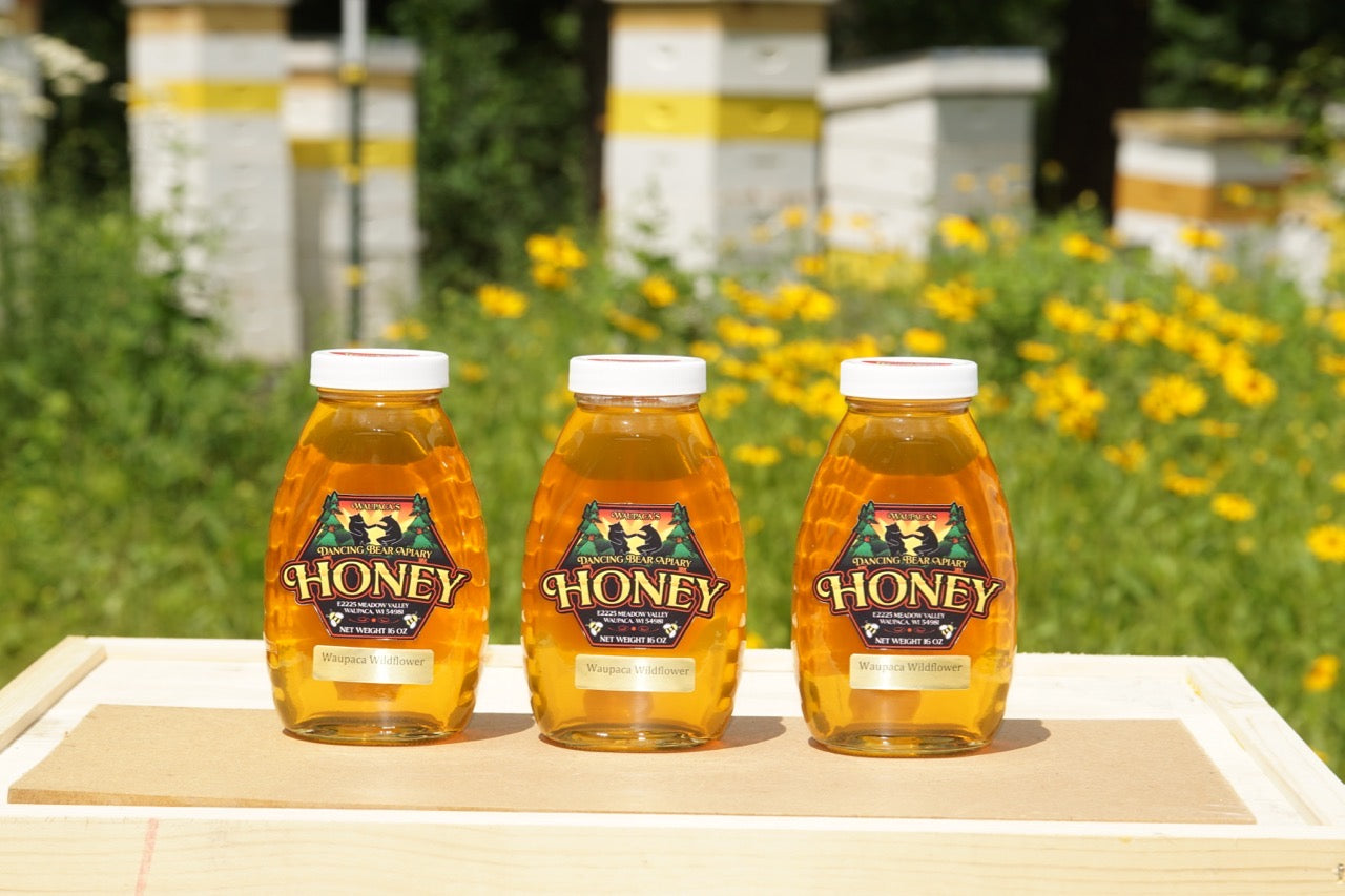 Hive to Bottle - How we harvest honey.