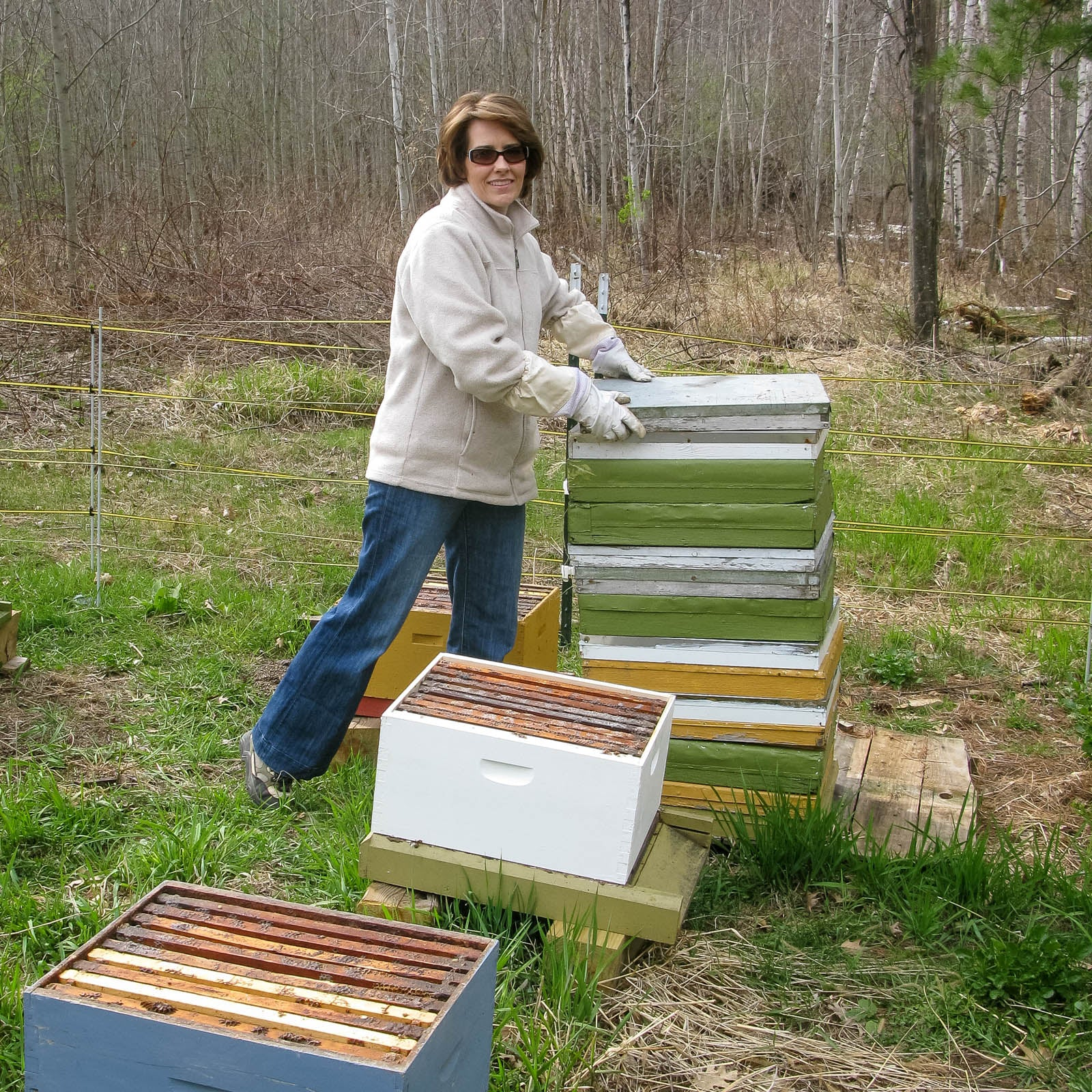 Our Love of Beekeeping