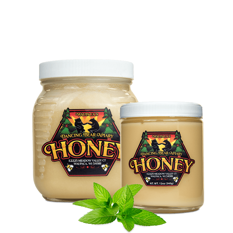 Mint Artisanal Crème Honey