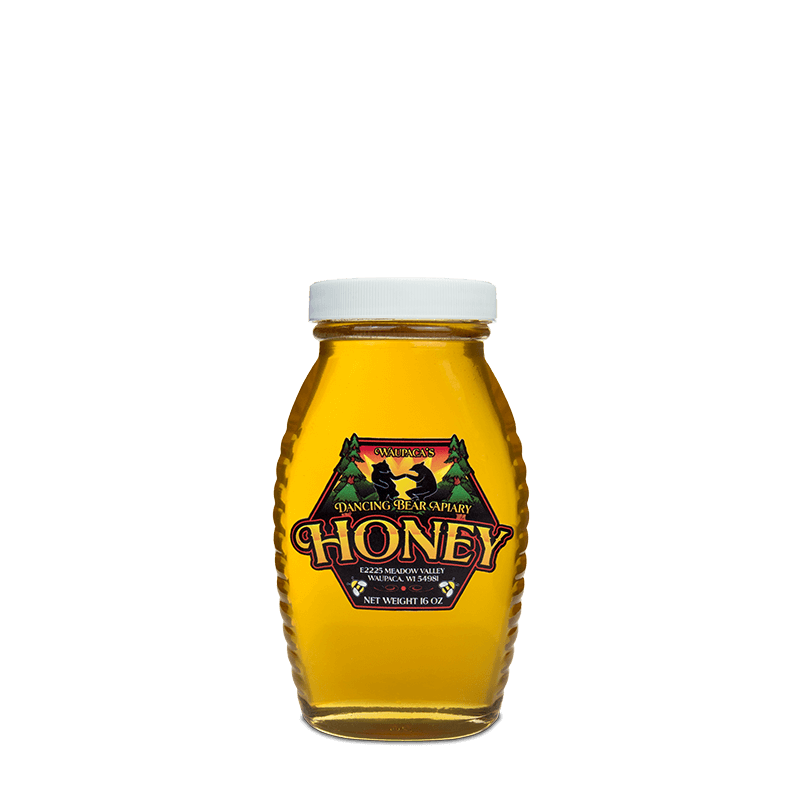 Raw Basswood Honey