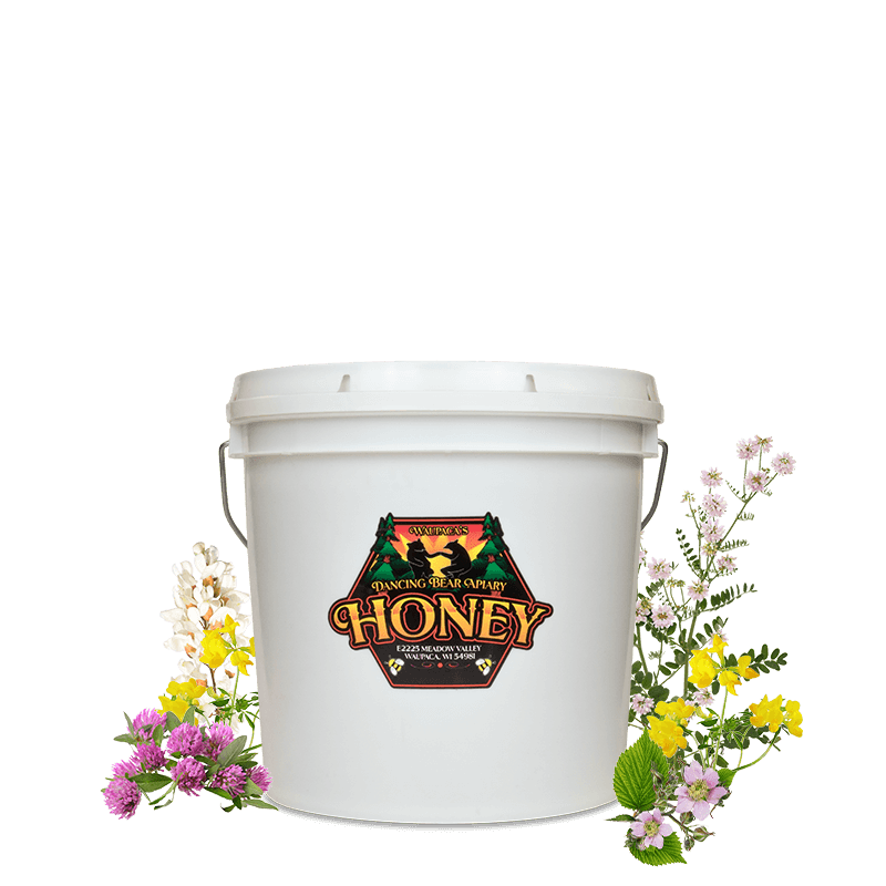 Bulk Raw Honey