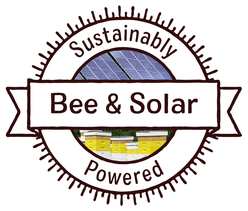 Sustainably Bee & Solar Powered