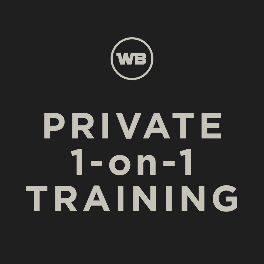 Private 1on1 Training Details Image