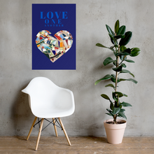 Load image into Gallery viewer, LOVE One Another - Giclée Quality Poster