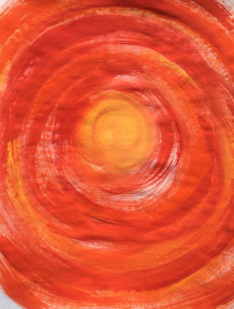 Red Horizon Sacred Spiral