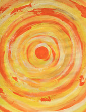 Load image into Gallery viewer, Radiating Sun Sacred Spirals