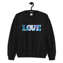 Load image into Gallery viewer, Love - Unisex Sweatshirt