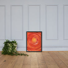 Load image into Gallery viewer, Red Horizon Sacred Spiral