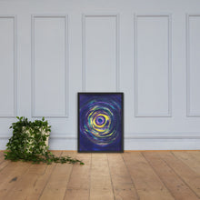 Load image into Gallery viewer, Purple Love Sacred Spiral