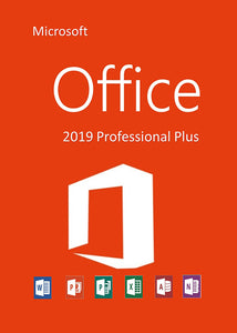 Official version Software key license 100% Useful for office 2019 pro plus