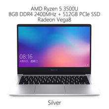 Load image into Gallery viewer, Original Xiaomi RedmiBook 14 Laptop Ryzen 5 3500U / 7 3700U 8GB RAM 512GB SSD Radeon Vega8 FHD Notebook PC