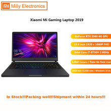 Load image into Gallery viewer, 2019 Xiaomi Mi Gaming Laptop Windows 10 Intel Core i7 - 9750H 16GB RAM 512GB SSD HDMI Notebook Type -C Bluetooth
