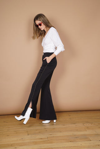 Flared Pants