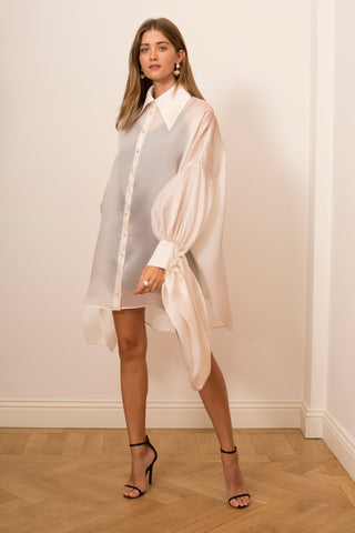 Organza Shirtdress (2518540058682)
