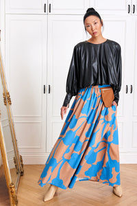 A-Line Skirt with Pocket