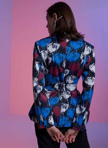 Peplum Flower Jacket (4953798770790)