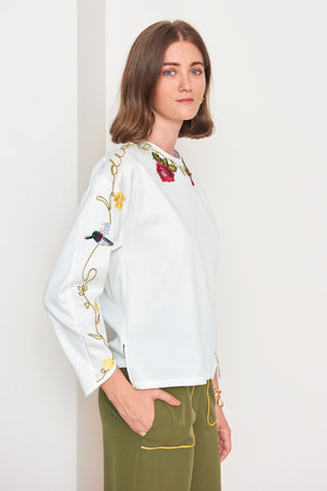 Peace Blouse (4887955275878)