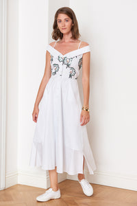 Off-Shoulder Dress (4904879489126)