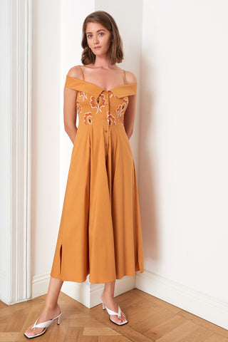 Off-Shoulder Dress (4904881193062)