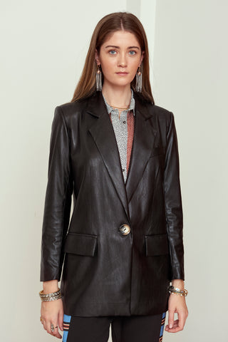 Vegan Leather Jacket (4413142040678)