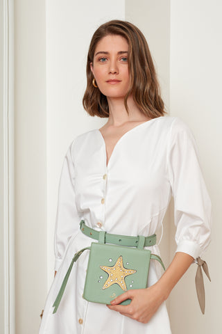 Carre Star Bag