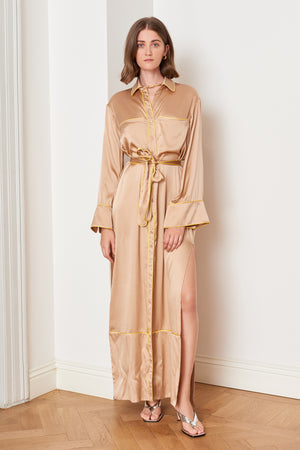 Silk Shirtdress (4888562761830)
