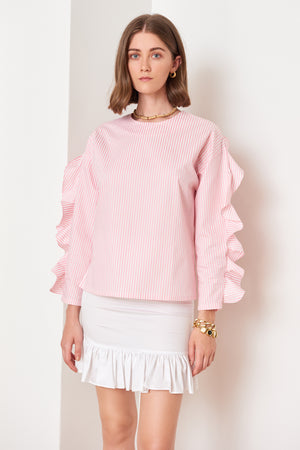 Cotton Candy Blouse (4888570527846)