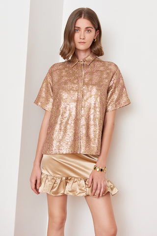 Sunset Sequined Shirt (4887994040422)