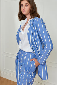 Blue Striped Jacket (4925582573670)