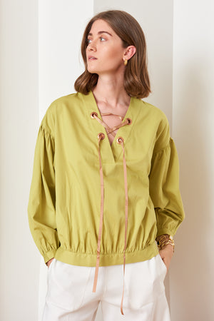 Fortune Blouse (4887947247718)