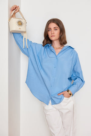 ME Unisex Cotton Shirt (4885410709606)