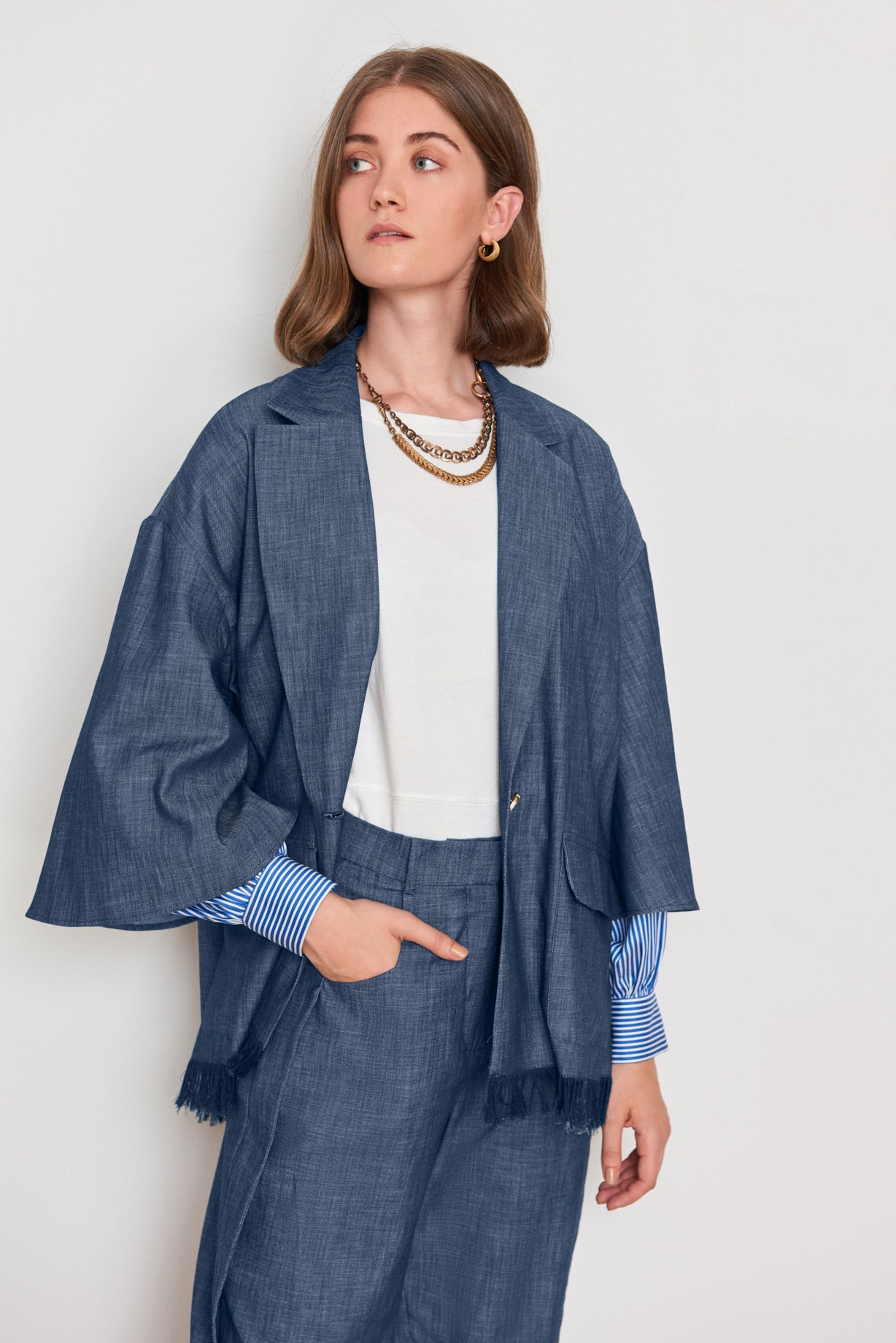 DWME Shirt Sleeved Jacket (4879380349030)