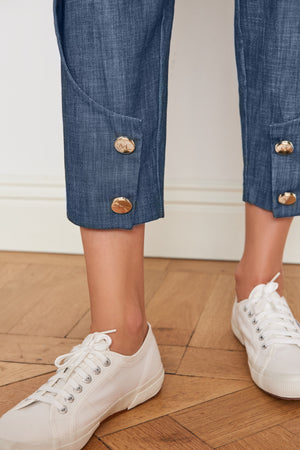 DWME Winged Denim Pants