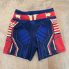 Shorts Capitã Marvel frente