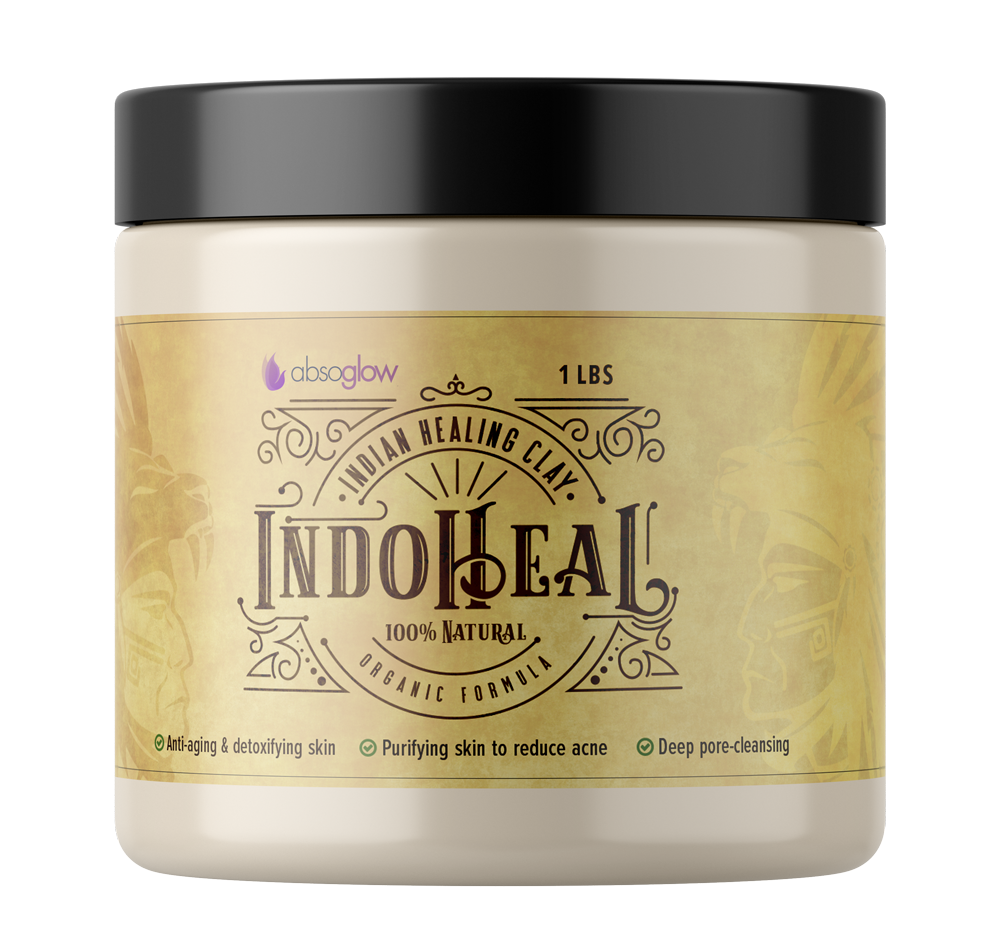 ABSOGLOW™ Indoheal Clay - ABSOGLOW
