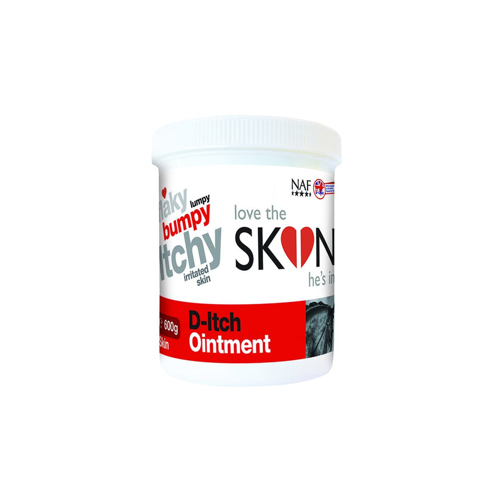 D-itch Ointment (600g) - NAF