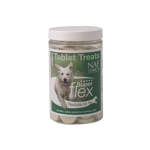 Superflex Treats for Dogs (30 tablets)  - NAF
